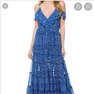 Misa Los Angeles Elodie Maxi Dress - XS